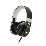 ✔️ SENNHEISER URBANITE XL Olive i (iOS/Apple) - Salon SENNHEISER Warszawa - audioconnect.pl
