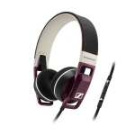 ✔️ SENNHEISER URBANITE Plum i (iOS/Apple) - Salon SENNHEISER Warszawa - audioconnect.pl