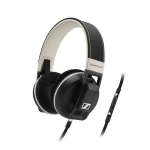 ✔️ SENNHEISER URBANITE XL Black i (iOS/Apple) - Salon SENNHEISER Warszawa - audioconnect.pl